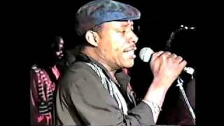 """Ali Birra - Afrofest """"አፍሮ ፌስት"""" (Oromiffa)"""
