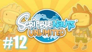 Scribblenauts Unlimited Playthrough w/ Ashh Part 12 - Tourist Attractions