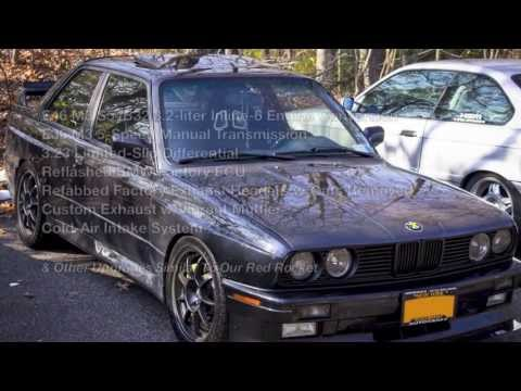 BMW E30 M3 S54: Dyno Pull & Drag Runs