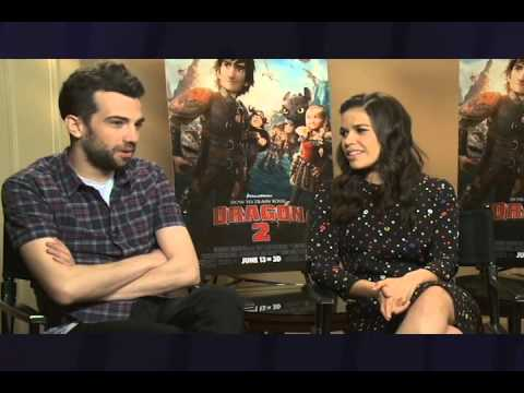 Jay Baruchel, America Ferrera  Dean DeBlois on Sidewalks Entertainment