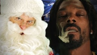 Moses vs Santa Claus.  Epic Rap Battles