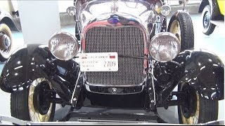 Ford A Phaeton (1928) Exterior and Interior in 3D 4K UHD