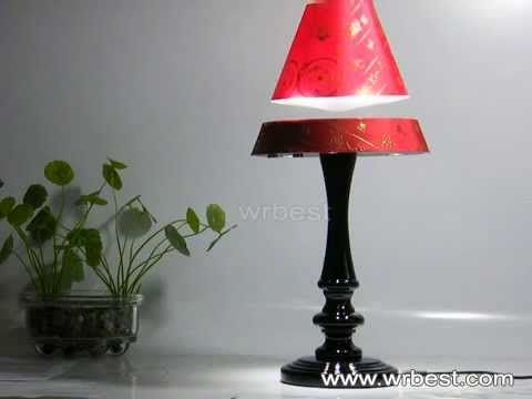 Magnetic levitating  lamp,Magnetic Floating lamp