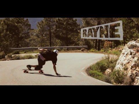 Rayne Sinful Pleasure Longboard Wheels - Alvaro Bajo