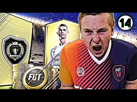 ELITE 3 FUT CHAMPIONS REWARDS!!! ROAD TO GLORY/GOAT TO GLORY #14 | FIFA 18 ULTIMATE TEAM