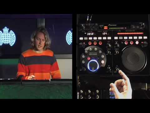 How to DJ:  James Zabiela (1/8)
