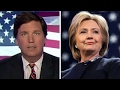 Tucker: Hillary wears tinfoil hat with conspiracy theories