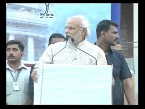 Narendra Modi addresses victory rally in Vadodara after BJP's huge win