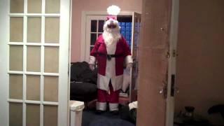 How To Make A Santa Claus Costume With A Bathrobe
