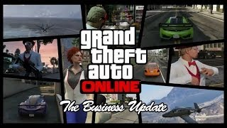 GTA Online The Business Update [All DLC Contents]