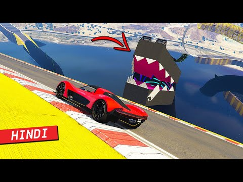 Kattarnak Sea Dragon Race - GTA V Funny Race w / @Quasar Games @Saxisam