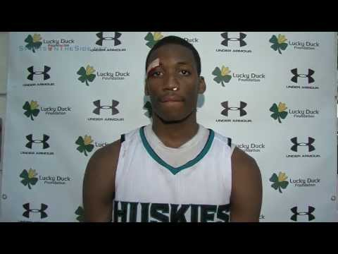 Dakarai Allen '13, Sheldon Senior, 2012 Under Armour Holiday Classic