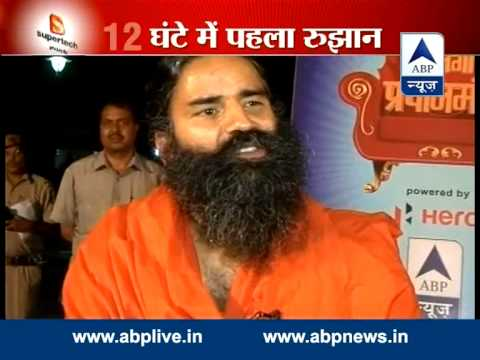 Baba Ramdev talks to ABP News, backs Modi's govt