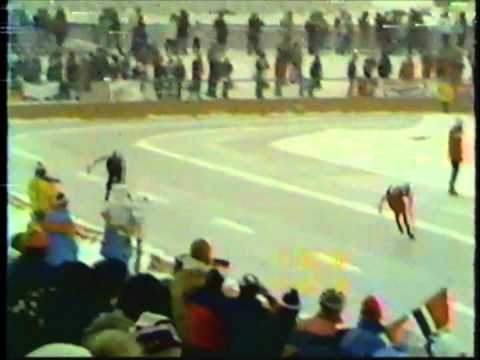 1984 Winter Olympics – Men's 1500 Meter Speed Skating Part 2