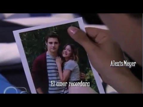 Violetta y León -
