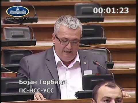 Бојан Торбица Војска је пропадала, а министри се богатили 7.5.2018.