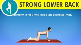 Ćwiczenia rozciągające na dolne części pleców!
