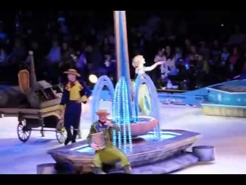 Disney Frozen on Ice - For the First Time in Forever