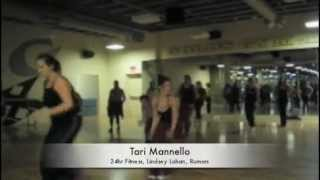 Tari Mannello Hip Hop Dance Choreography Collection of 3 2002-2003