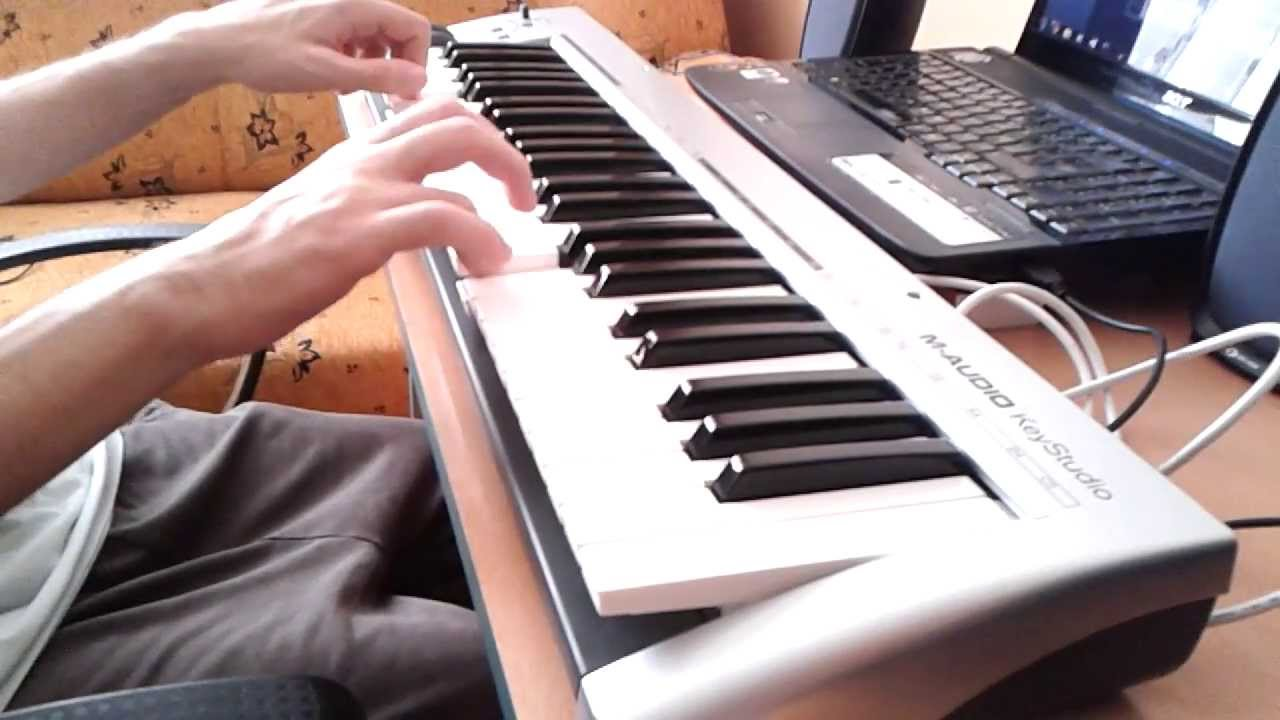 Avid KeyStudio | M-Audio Keyboard