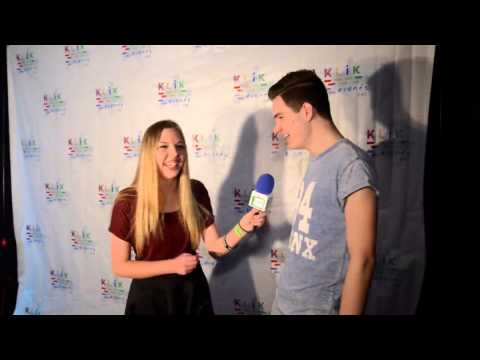 Jake Boys Impersonating Tyler Oakley and Interview at Cinco