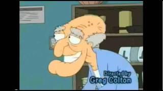 Herbert z Family Guy robi zakupy