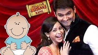 Kapil Sharma's Wife PREGNANT Comedy Nights With Kapil