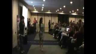 Pasarela Moda Club Primavera-Verano 2014 México