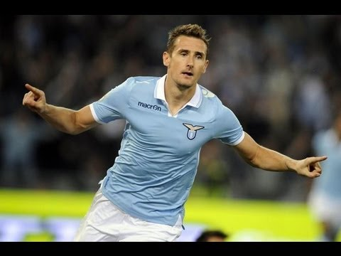 Miroslav Klose | German Threat | Lazio Goals 2012 - 2013