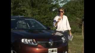 Nuevo Renault Logan Test Matías Antico