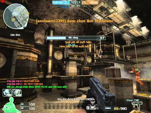 Clan Top ZomBie Test Steyr TMP smg moi ra + Cuong Thi Hot