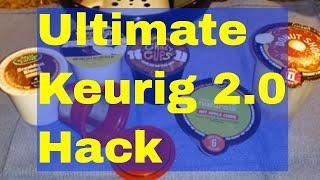 Ultimate Keurig 2.0 Hack! All Menu Choices Unlocked And