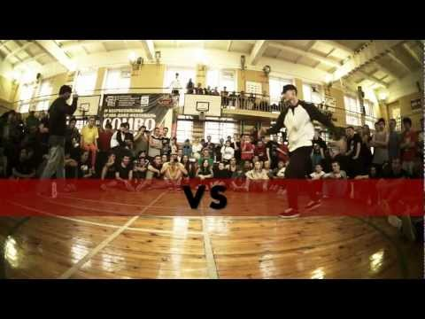 Pauk vs B-Yog | TRICKS ROUND 3 | COMBOnation