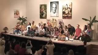 Yoga Vidya Satsang vom 05.01.2013