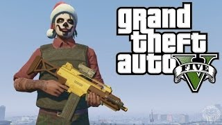 "GTA 5: New Weapons ""Special Carbine"" & Heavy Pistol"