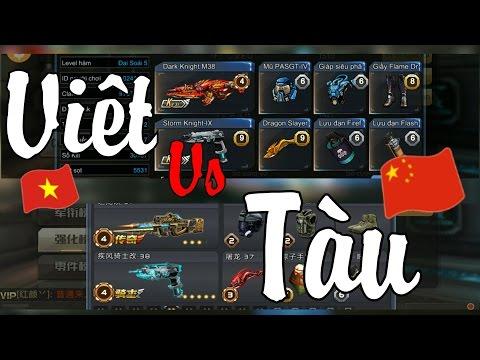 Tập Kích Tàu Vs Việt - So Sánh TOP Saver Tàu Và Việt Có Gì Khác Nhau ???   F.A Channel VN