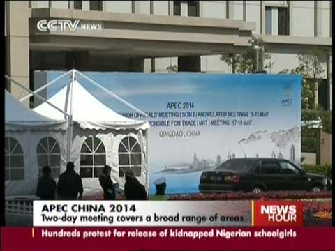 Asia-Pacific Economic Cooperation meets in Qingdao