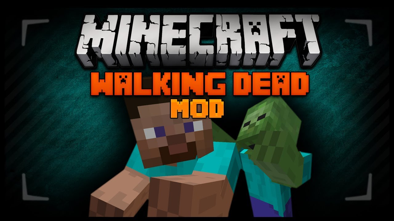 Minecraft the walking dead mod 1 9 youtube for Crafting dead mod download