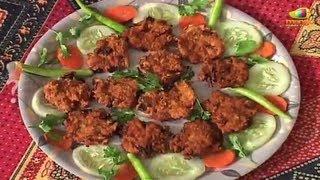 Chicken Keema Vada..