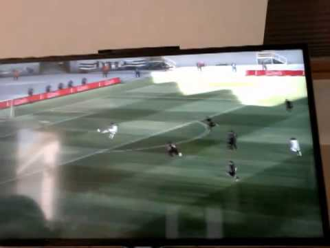 Fifa 13 Interactive Cup (Santos vs Barcelona) 4-0 Repeticiones