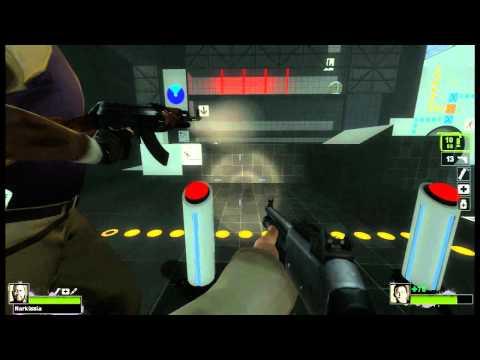 Left 4 Dead 2 Suicide Blitz 2: Portal 2 Easter Egg