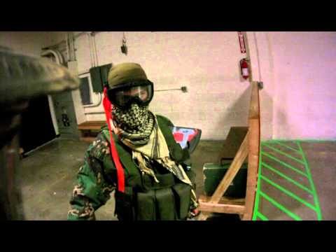 Airsoft GI - Swedish ASGI Fan Rikard Plays CQB w/ Bob at Tac City!