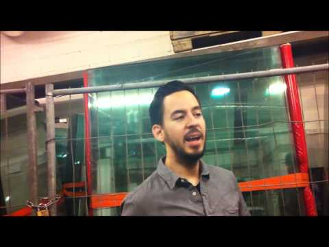 Mike Shinoda invited a fan to attend at the show without a concert ticket