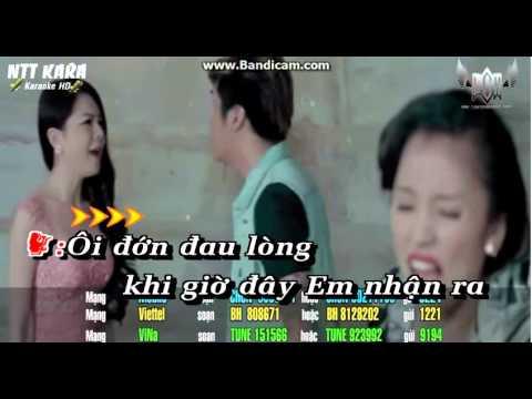 Tam Giac Tinh Karaoke(thieu giong nu~)