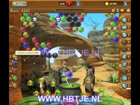 Bubble Witch Saga level 118