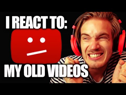 I React To My Old Videos...