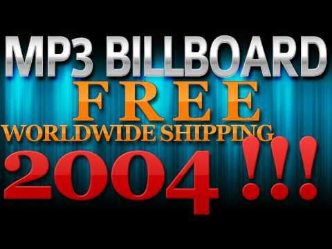 mp3 BILLBOARD 2004 TOP Hits mp3 BILLBOARD 2004