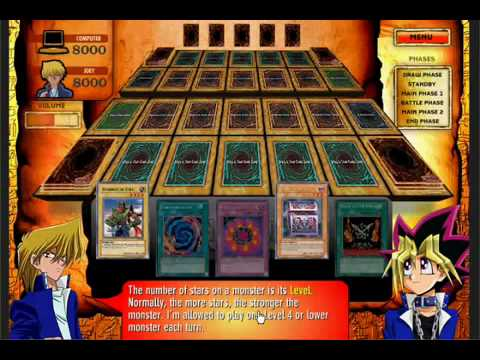 Play yugioh trading card online