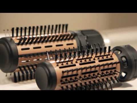 Perie Rotativa Keratin Therapy Remington AS8090 - Tutorial