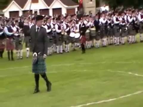 Inveraray and District Pipe Band - European Champions 2014